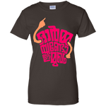 G200L Gildan Ladies' 100% Cotton T-Shirt - Ormayundo
