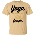 G200 Gildan Ultra Cotton T-Shirt|Incredible India Tees|Yoga