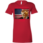 6004 Bella + Canvas Ladies' Favorite T-Shirt - Donald Trump