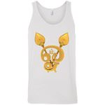 3480 Bella + Canvas Unisex Tank - Om in Tamil