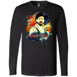 3501 Bella + Canvas Men's Jersey LS T-Shirt - SRK