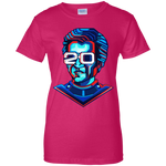 G200L Gildan Ladies' 100% Cotton - Robo 2.0 T-Shirt