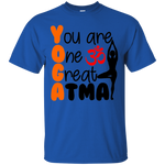 G200 Gildan Ultra Cotton T-Shirt|Incredible India|BEST Kerala Tees|Yoga