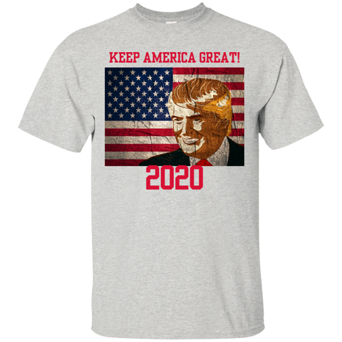 G200 Gildan Ultra Cotton T-Shirt - Donald Trump