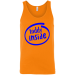 "3480 Bella + Canvas Unisex Tank - ""Toddy"""