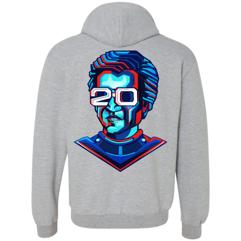 G925 Gildan Heavyweight Pullover Fleece Sweatshirt - Robo 2.0