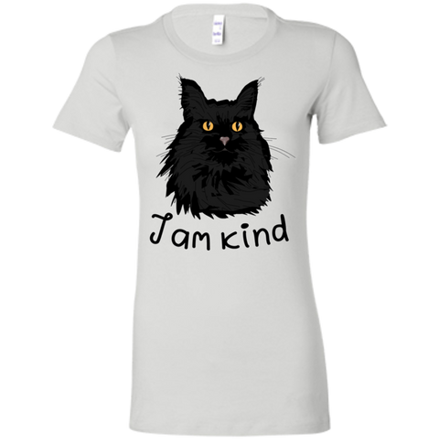 6004 Bella + Canvas Ladies' Favorite T-Shirt - Maincoon