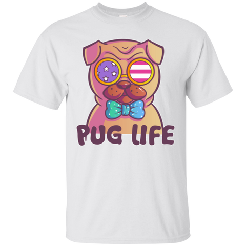 G200 Gildan Ultra Cotton T-Shirt - Pug