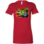 6004 Bella + Canvas Ladies' Favorite T-Shirt - Odiyan