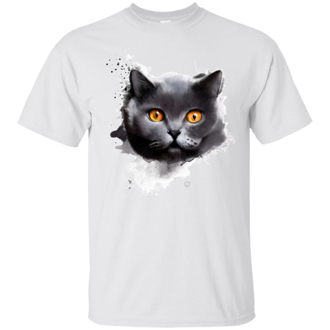 G200 Gildan Ultra Cotton T-Shirt - British Shorthair