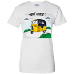 G200L Gildan Ladies' 100% Cotton T-Shirt - Auto