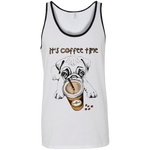3480 Bella + Canvas Unisex Tank - Pug