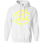 "G185 Gildan Men's Pullover Hoodie 8 oz. - ""Toddy"""