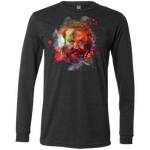 3501 Bella + Canvas Men's Jersey LS T-Shirt - Odiyan