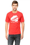 Men's Round Neck 100% cotton tshirt - Liverpool | YNWA | MIGHTY RED
