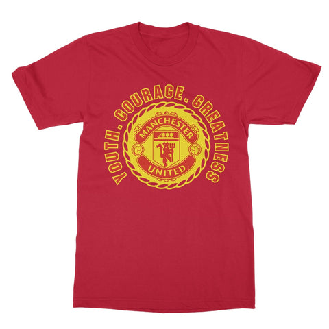 Gildan 64000 Classic style T-shirt | Manchester United