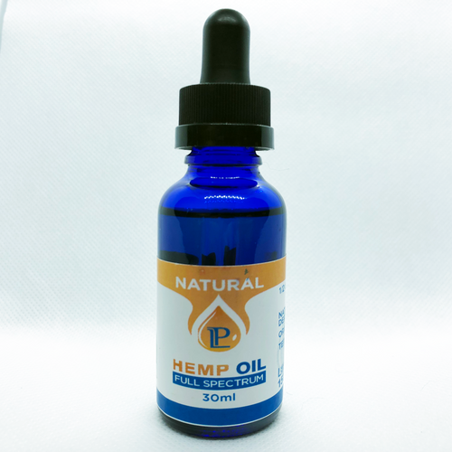 Little Pharma Natural Tincture, 1500MG