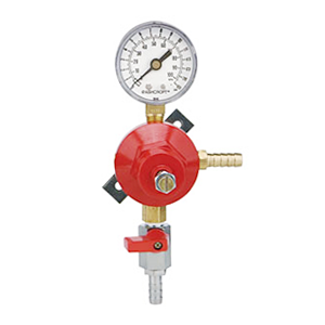 Gas Regulators - Secondary