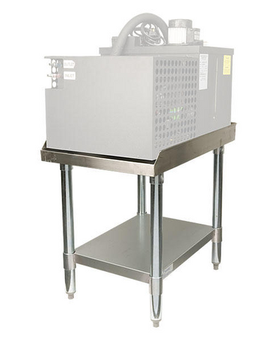 Power Pack Rack, Stainless Steel # PPR-2818