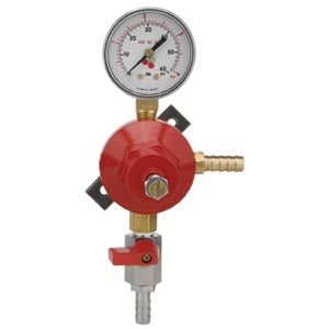 1 Pressure - Secondary CO2 Regulator - Economy Series # 8011