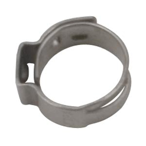 "105SL Stepless Clamp - 1/4"" I.D. Poly Hose # 105SL"