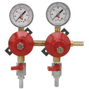 2 Pressure - Secondary CO2 Regulator - Economy Series # 8022