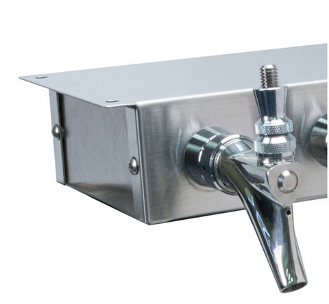 Undercounter Mount Tower - 5 Faucet # UCM-5-SSKR