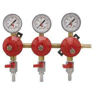3 Pressure - Secondary CO2 Regulator - Economy Series # 8033