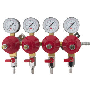 4 Pressure - Secondary CO2 Regulator - Economy Series # 8044