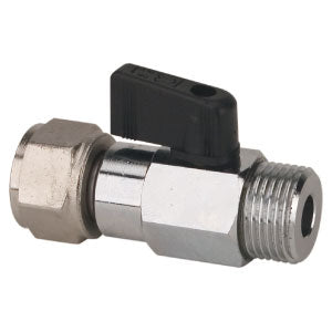 Beer Shut Off Valve - Straight # 1721AB
