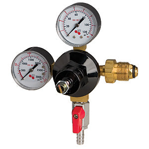 Gas Regulator - High Pressure - Nitrogen Primary # 942BN