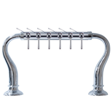 Holland Wine Fonts (6 Faucet) # HOLLAND6-C-W