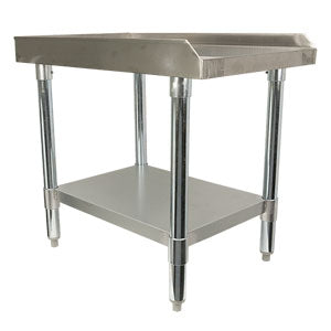 Large Power Pack Rack, Stainless Steel # PPR-2848
