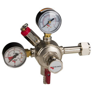 Premium Gas Regulator - High Pressure - CO2 Primary # 642HP