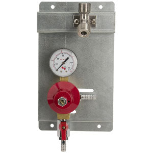 Secondary Regulator Panel - 1 Product - 1 Pressure # 8211