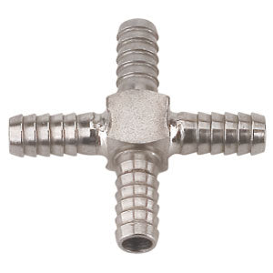 "Stainless Steel Cross, 1/4"" # SSC-E2"