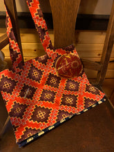 Load image into Gallery viewer, Tchukudu Shopping Tote (Marked Down)