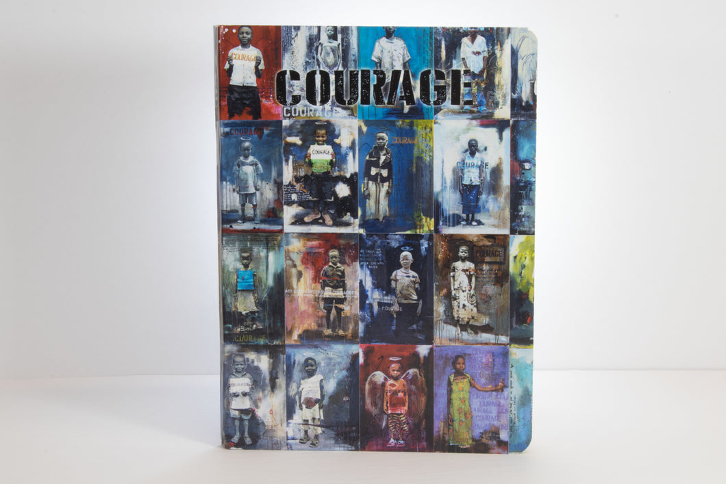 Children with Courage Notebook