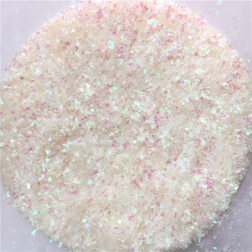 Opal Cellophane Shard Confetti 003