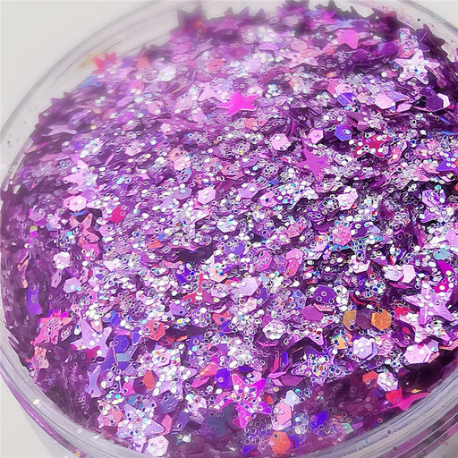 Custom Mixed Glitter Powder 056