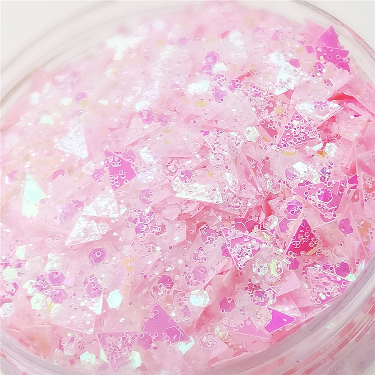 Custom Mixed Glitter Powder 062