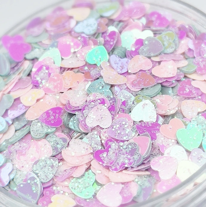 Custom Mixed Glitter Powder 071