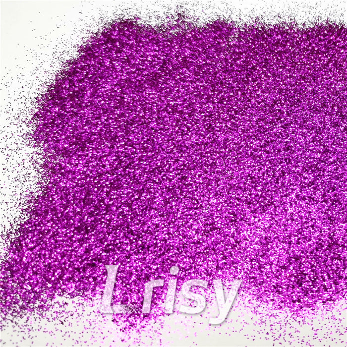 0.2mm hexagon purple cosmetic grade biodegradable glitter in bulk BIO008
