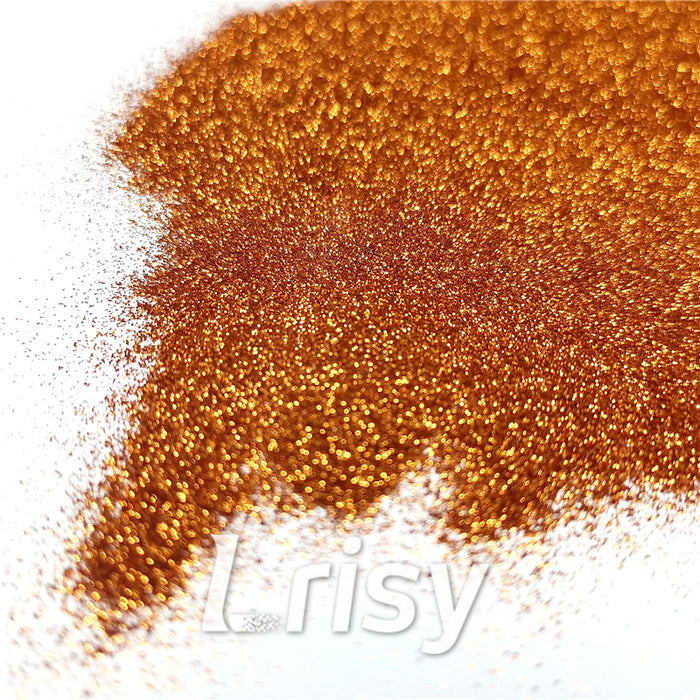 0.2mm hexagon bronze cosmetic grade biodegradable glitter in bulk BIO004