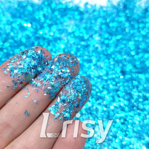Opal Cellophane Shard Confetti C011