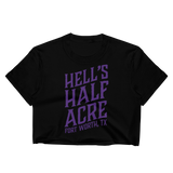 Hell's Half Acre Women's Crop Top