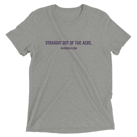 Straight Out of the Acre Short sleeve t-shirt