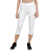 """Rose Gold"" Capri Leggings"