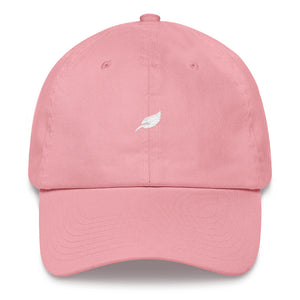 """Leaf"" Logo Dad hat"
