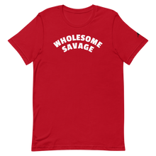 """WHOLESOME SAVAGE"" Unisex T-Shirt"